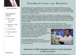 2015 STEM NEWS Readers Issue