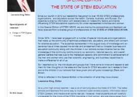 2016 STEM NEWS Special Professional Edition