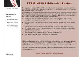 2016 STEM NEWS Vol 5 Issue 1