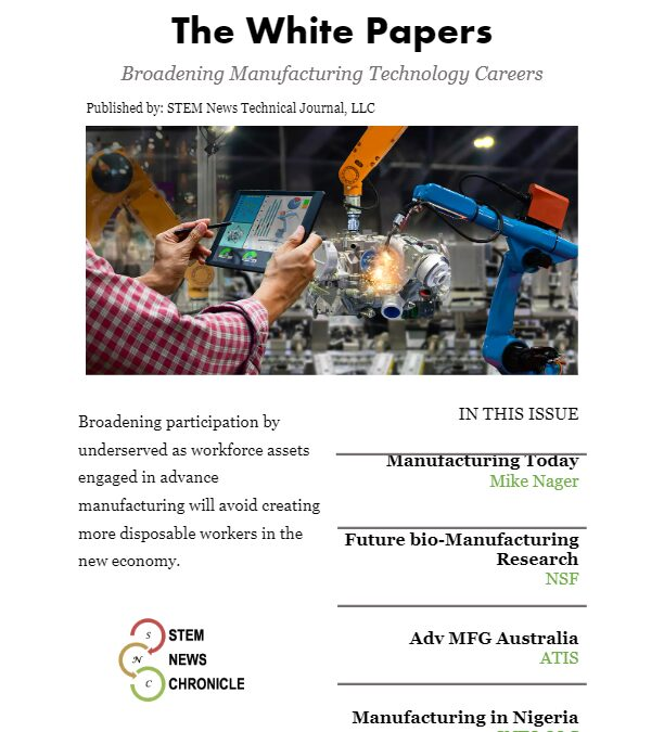 2021 White Paper Issue 03 – The Gender and Racial Gap at the Front of Classrooms