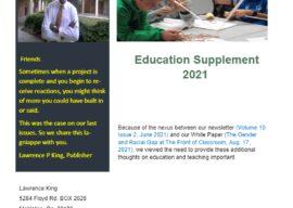 2021 STEM News Vol 10 Education Supplement
