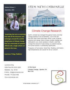 2021 STEM News Vol 10 Issue 3